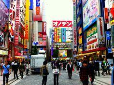 Akihabara #tokyo #japon #travel
