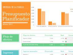 Planificador del presupuesto familiar mensual - Plantillas - Office.com
