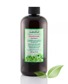 Dandruff Conditioner - This conditioner is formulated to leave your hair flake free. Often conditioners are made with ingredients that are not scalp friendly and in time may worsen your dandruff. Our conditioner was formulated from the start to be a dandruff hair conditioner that would beautify the look and feel of your hair without leaving build up on your scalp.