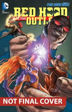 Red Hood and the Outlaws Vol. 4: League of Assasins (The New 52) by James Tynion IV,http://www.amazon.com/dp/1401246362/ref=cm_sw_r_pi_dp_2M3ftb1D2SFWV9VS