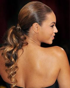 Ponytails aren't just for the gym. Find out how to rock classic and edgy hairstyles like those of Beyonce, Mila Kunis, Jennifer Aniston, and other Hollywood beauties.