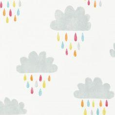 Scion Kindertapete Wolken grau/mint/pink 'Guess who' bei Fantasyroom online kaufen Cloud Wallpaper, Modern Wallpaper, Kids Wallpaper, Print Wallpaper, Wallpaper Roll, Designer Wallpaper, Wallpaper Online, Childrens Bedroom Wallpaper, Beautiful Wallpaper