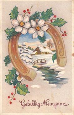 Gelukkig Nieuwjaar.