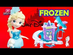 New on my channel: Come and Play with me Elsa and Anna - Opening Disney Toys - Surprise toy  Gift opening Elsa F...  https://youtube.com/watch?v=s-XFck3TVOw