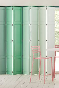 Send in your example of creative colour within your home to have a chance at winning worth of Shutters! Interior Window Shutters, House Shutters, Luxury Interior, Luxury Furniture, Interior Design, Made To Measure Blinds, Green Windows, Bright Decor, Beautiful Houses Interior
