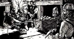 """Hi ho, """"Dwarves are miners of great skill."""" (Dave Tramper, from the AD&D Players Handbook, TSR, 1978.)"""