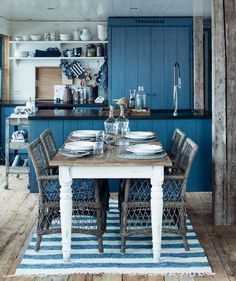 45 Awesome Rustic Coastal Decor Inspirations Ideas - Home Design Beach Cottage Style, Coastal Cottage, Coastal Homes, Coastal Style, Beach House Decor, Coastal Decor, Coastal Bedding, Coastal Lighting, Cottage Farmhouse