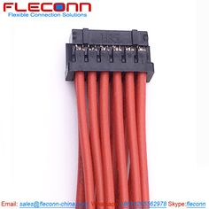 hirose df11 series connector wire harness, 2mm pitch double-row  df11-12ds-2c 12 pin socket