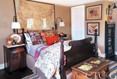 An 18-Century Farmhouse Gets a New Life in Picturesque Silvermine - Connecticut Cottages & Gardens - April 2014 - Connecticut