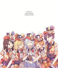 Kokoro, Girl Bands, Pretty Art, Anime Shows, Anime Art Girl, My Hero, Love Her, Fiction, Fan Art