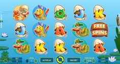 V rybníku plnom divokých kačíc a rôznych iných vodných postáv by ste nečakali obrovské bohatstvo, ktoré si môžete užiť vďaka hraciemu automatu Scruffy Duck. #vyhernyautomat #hraciautomat #vyhra #zadarmo #scruffyduck