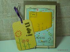 Envelope Card ♥