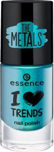 I love TRENDS nail polish the metals 35 rock my soul - essence cosmetics