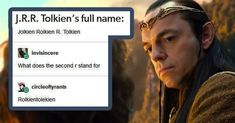 15 Times Tumblr Helped Us Understand The Work Of J.R.R. Tolkien