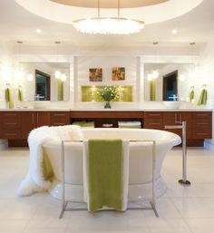 Inspiring Kitchen Craft Bathroom Vanities. Contemporary cherry bathroom cabinets by Kitchen Craft Cabinetry  kitchencraft on Pinterest