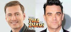 Petr Vondráček se promění v Robbieho Williamse