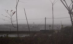 Super Storm Sandy arrives