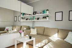 Szafa Beta polecana przez blogerke wikilistka.pl #szafa #home #livingroom