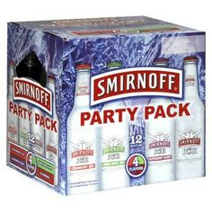 I'm learning all about Smirnoff Ice Twisted Variety Pack at @Influenster!