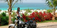 Harley in Paradise shore excursion - St. Maarten #Caribbean #VroomVroom