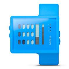$200 Zegarek Nooka Zub Zayu Blue