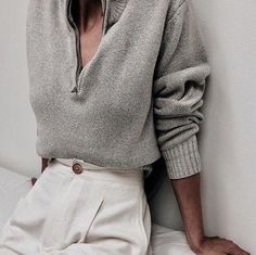 minimalistische Mode - Outfit Frauen - Best Of Women Outfits Look Fashion, Autumn Fashion, Fashion Outfits, Womens Fashion, Fashion Trends, Fashion Mode, Korean Fashion, Office Fashion, Fasion