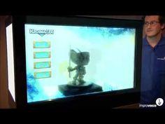 Vitrine produit interactive et intelligente Sublimeeze, by Improveeze