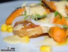Ensalada de patatas y mejillones con vinagreta de limón | Gastronomía & Cía