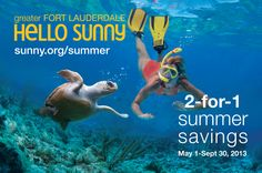 Summer Savings in Greater Fort Lauderdale with Summer Deals Stuff To Do, Things To Do, Florida Vacation, Event Calendar, Fort Lauderdale, Holidays And Events, Tours, Summer, Fun