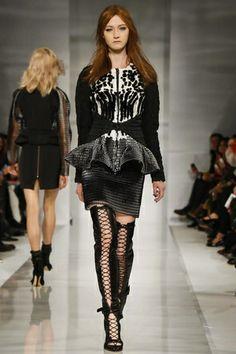 Antonio Berardi Ready To Wear Fall Winter 2014 London - NOWFASHION
