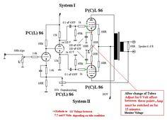 4 x PCL86-PP - Amp, von Franz Wichlas
