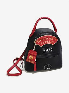 Where else will you store your spell books? | Hogwarts Express Mini Backpack