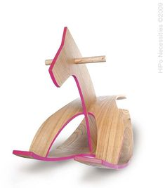 Modern Rocking Horse by HIPo Necessities.  So cute