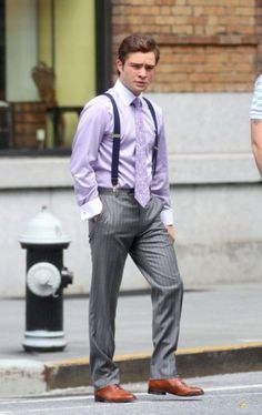 So we've been ignoring the men lately, but not for long as we're getting ready to launch our men's apparel on Chouchic.com so stay tuned and here's a little something to look forward to... Erik Daman, stylist to the upper east side(Gossip Girl) and former assistant to Patricia Field (Sex