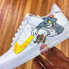 Mickey & Minnie Adult Custom VANS Shoes in 2020   Custom