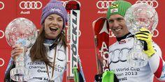 Ski : la Coupe du monde s'élance, en attendant Sotchi