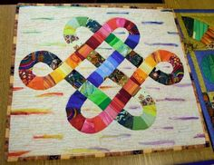 quilt group in Murmansk