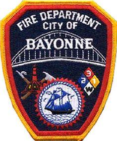 Bayonne Fire Department Logo