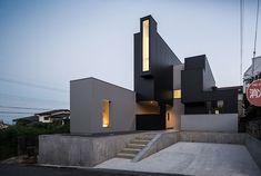 FORM by Kouichi Kimura Architects, Siga, Japan
