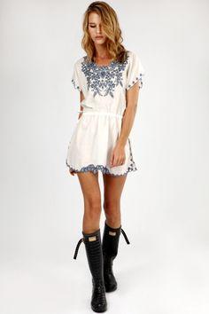 Chloe Tunic Dress