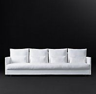 Kristoffer Fabric Sofa
