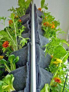 Florafelt-Vertical-Garden-Aquaponic-Tower-3