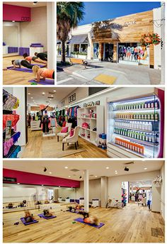 Lorna jane store by si retail at sherman oaks usa retail Lorna jane active living room melbourne