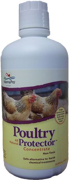 Poultry - CareFree Enzymes, Inc. www.carefreeenzymes.com has a variety of organic and chemical free products for chickens, birds, pets and other farm animals :) Going to have to go back and check them out.