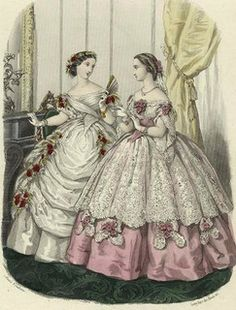 Fashion Plate by fordellcastle, via Flickr