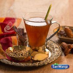 hangatkan tubuh dan suasana dengan variasi resep minuman dari SariWangi. Temukan manfaat teh dan rempah-rempah dalam secangkir Teh Rempah Royal!</p>