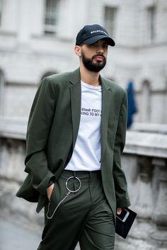 London Fashion Week Men's (Junio 2017) - Streetstyle
