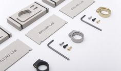 Clamp Rings by Drilling Lab