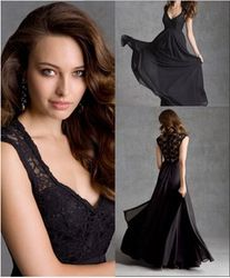 Online Shop 2014 New Fashion Sexy A Line Sweetheart Floor length Open back Lace Bridesmaid Dresses|Aliexpress Mobile