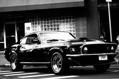 1969 Mustang by xshadowx on deviantART
